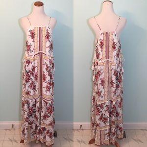 Coco + Jaimeson Floral Maxi Dress